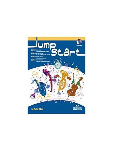 Jump Start (+CD) : HerausforderndeStücke für Trompete: Peter Blair