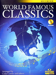 World famous classics : for recorder