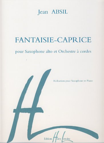 9790230943345: Fantaisie caprice Op.152 (French Edition)