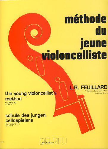 9790231705317: The Young Cellist's Method
