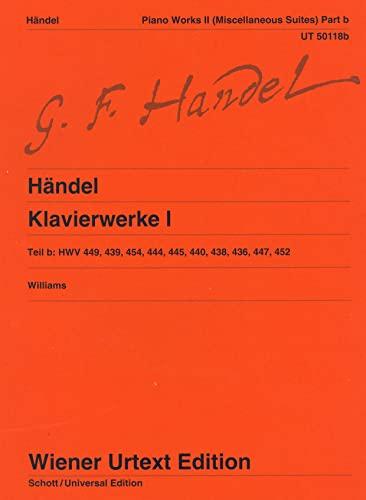 Sämtliche Klavierwerke: Georg Friedrich H�ndel