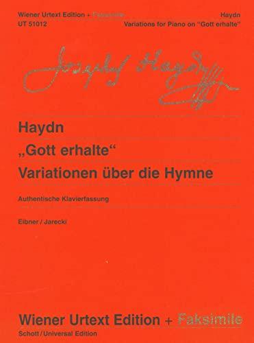 Gott erhalte: Joseph Haydn