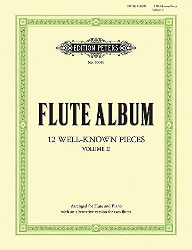 Flute Album 2 - 12 Well Known