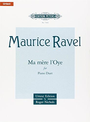 Ma mère l'Oye: Maurice Ravel