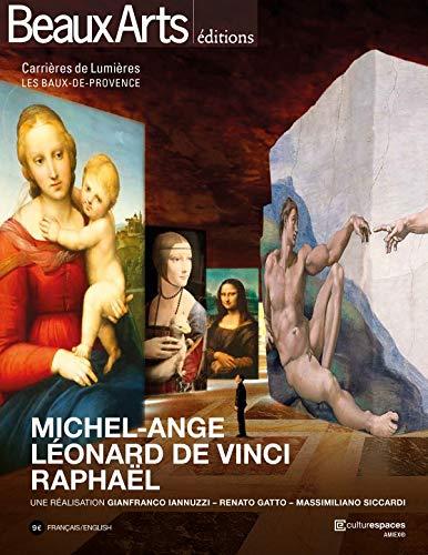Michel-Ange, Léonard de Vinci, Raphaël, les géants: Marion Rousset; Karim