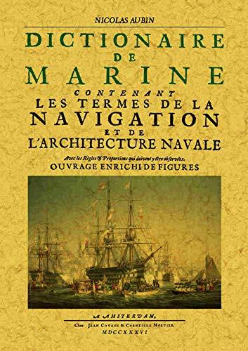 Dictionnaire de marine: Nicolas Aubin