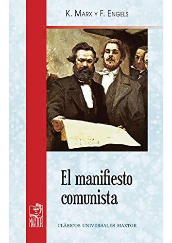 9791020805102: El manifiesto comunista