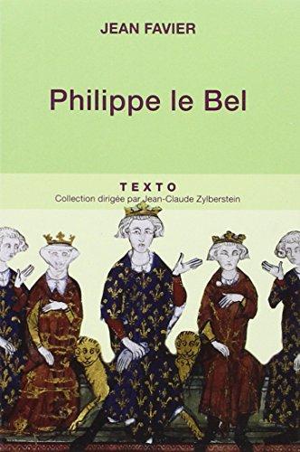 9791021001077: Philippe le Bel