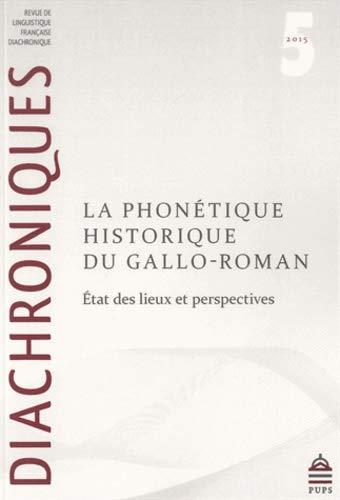 PHONETIQUE HISTORIQUE DE: COLLECTIF