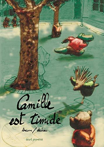 CAMILLE EST TIMIDE: DEDIEU BAUM