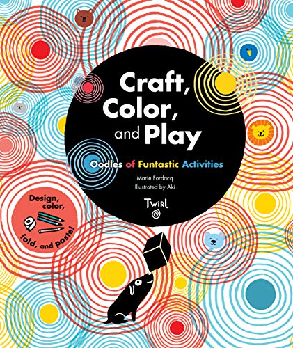 Craft Color & Play Oodles of Funtastic Activities: Marie Fordacq, Aki
