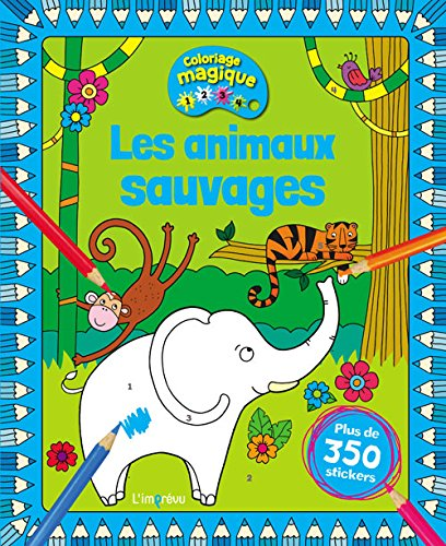 ANIMAUX SAUVAGES -LES-: COLLECTIF