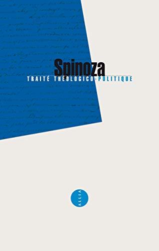 Traité théologico-politique: Spinoza