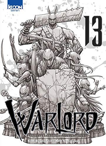 Warlord T13 (13): Byung jin Kim;