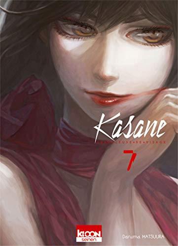 Kasane - La voleuse de visage T07: Daruma Matsuura