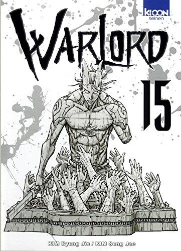 Warlord T15 (15): Byung jin Kim;