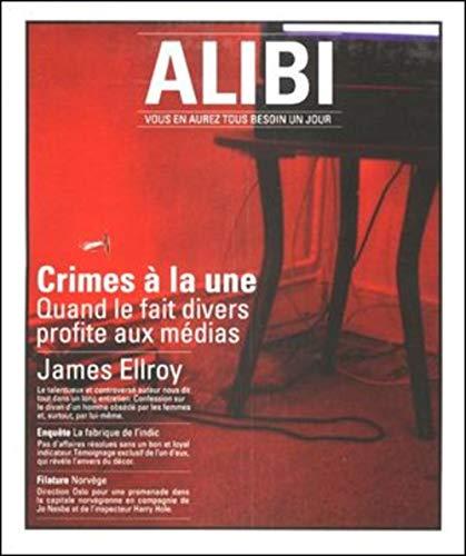 Alibi, N° 2, printemps 2011 : Crimes: Fernandez, Marc