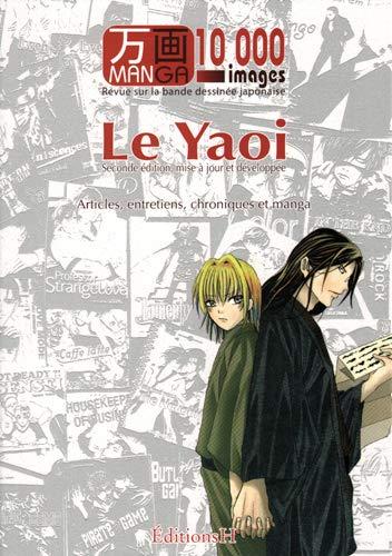 Manga 10000 images No 1 Le yaoi Articles chroniques entretiens: Brient Herve