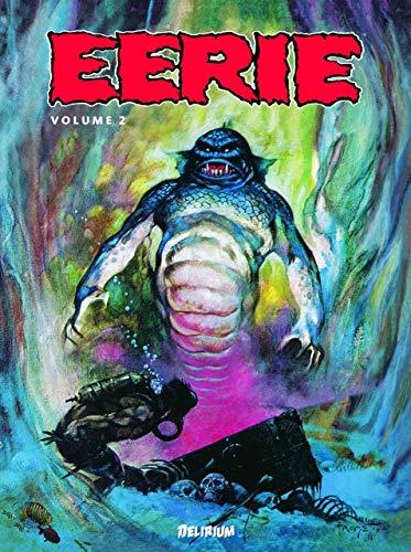 Anthologie Eerie, v. 02: Collectif