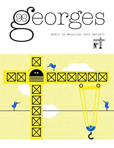 Magazine Georges, no Grue: Collectif