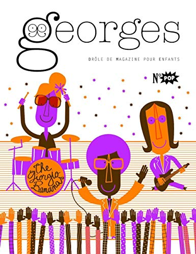 Magazine Georges, no Pop: Collectif