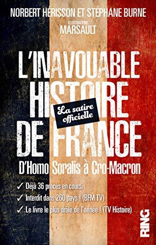 9791091447720: L'inavouable histoire de France : La satire officielle (Pulp)