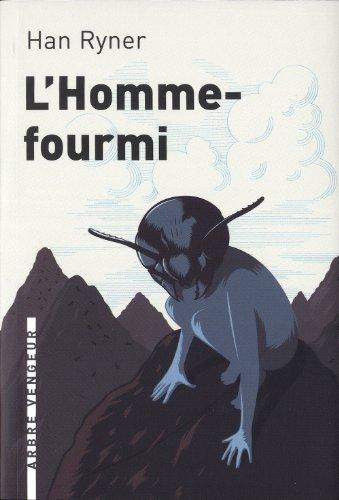 Homme-fourmi (L'): Ryner, Han