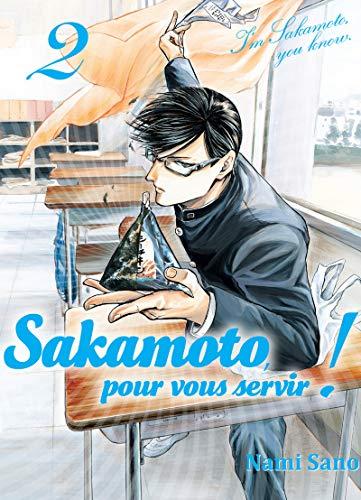 Sakamoto, pour vous servir ! - Nº 2: Sano, Nami
