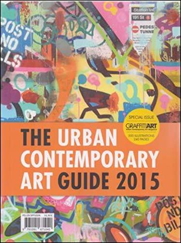 9791091671040: The urban contemporary art guide 2015