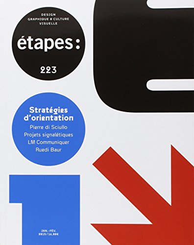 STRATEGIES D ORIENTATION: ETAPES 223