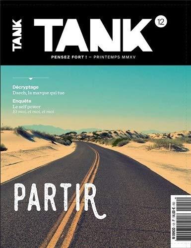 9791092792119: Revue Tank N 12 -Partir