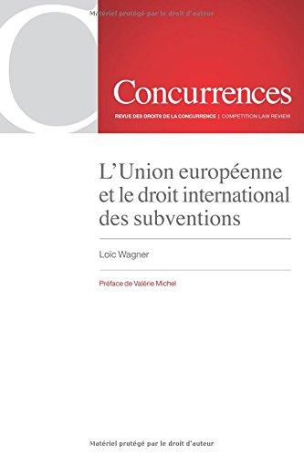 9791094201077: L'Union européenne et le droit international des subventions