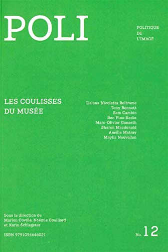 POLI N12 LES COULISSES DU MUSEE: COLLECTIF