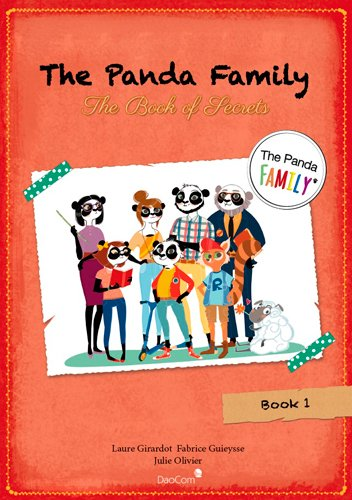 THE PANDA FAMILY (GB) T1-THE BOOK OF SEC: GIRARDOT-GUIEYSSE-OL