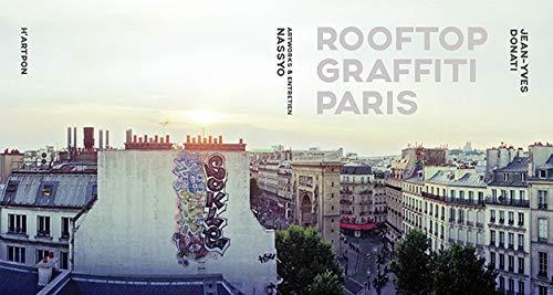9791095208013: Rooftop graffiti Paris