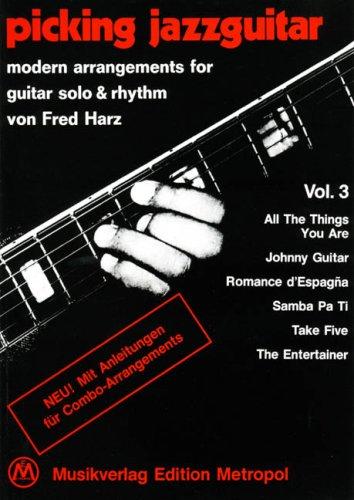 Picking Jazzguitar 03: Fred Harz