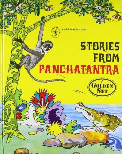Stroies from Panchatantra (Golden Set): Shivkumar, Tapas Guha