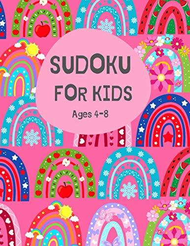 Sudoku For Kids Ages 4-8: Activity Puzzles: Cutie Cutie Love
