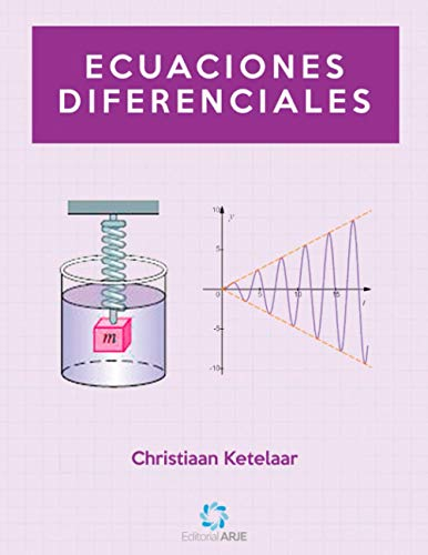 Ecuaciones Diferenciales (Paperback): Christiaan Ketelaar