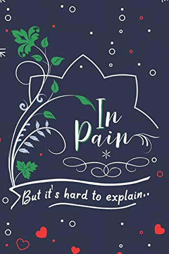 In Pain But it's hard to explain.: Ansart Design