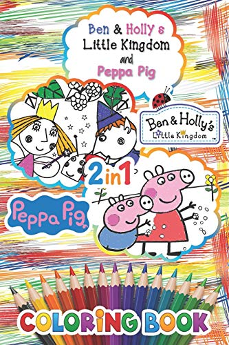 Ben & Holly's Little Kingdom and Peppa: Live Print