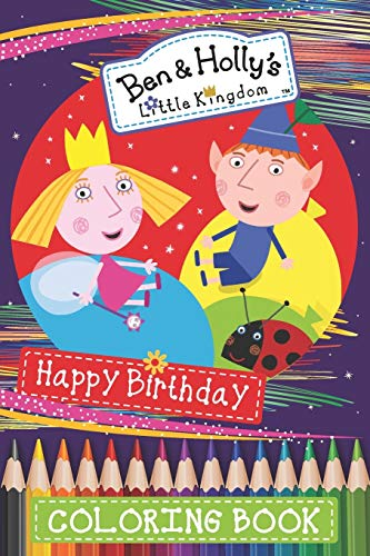Ben & Holly's Little Kingdom Happy Birthday: Live Print