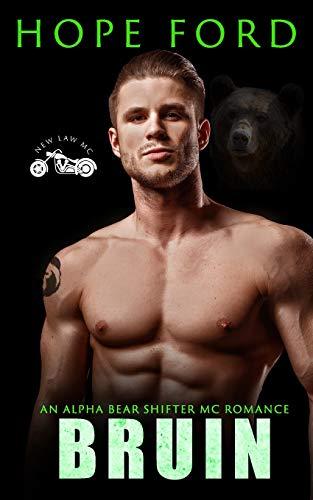 9798637517152: Bruin: An Alpha Bear Shifter MC Romance: 2 (New Law MC)