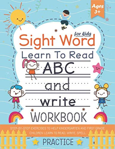 Learn to Read Sight Words for kids: Happy Notes