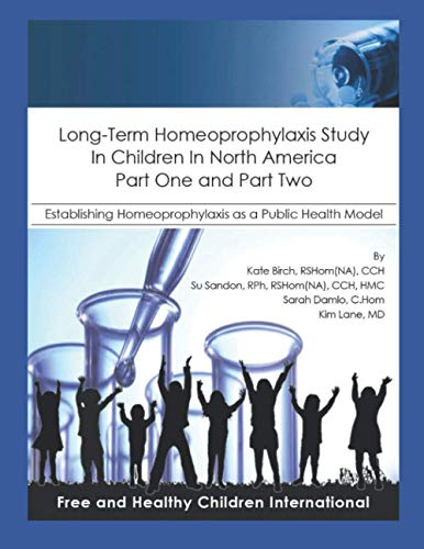 Long-Term Homeoprophylaxis Study in Children in North: Birch, Kate