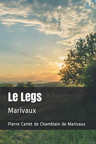 9798672338545: Le Legs: Marivaux