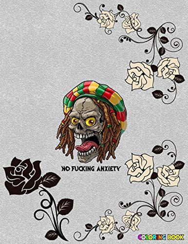 9798677153167: No Fucking Anxiety Coloring Book: Say Goodbye to Stress, Depression and Anxiety । Stay Away From Anxiety । Amazing Coloring Book to Reduce Anxiety and ... Remover Book । Anti-Anxiety Coloring Book