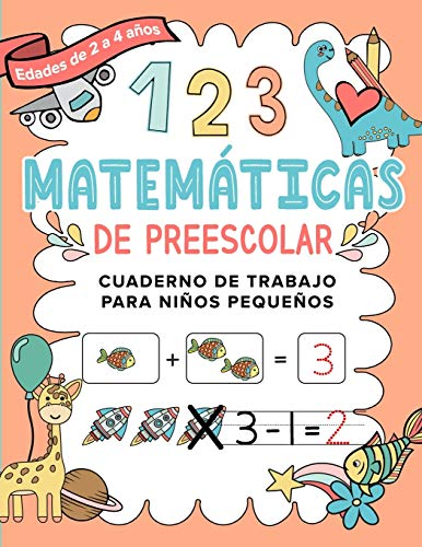 Matemáticas de Preescolar Cuaderno de Trabajo para: Caterpillar Curl