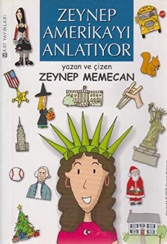 9799759009242: Zeynep Amerika'yi Anlatiyor