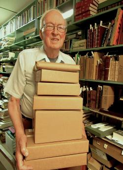 Hammer Mountain Book Halls, ABAA